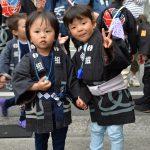 子供 祭り 衣装 スタイル 服装