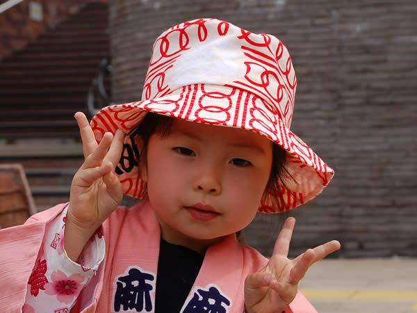 帽子 お祭り オーダーメイド