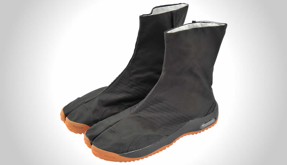 地下足袋 履き方