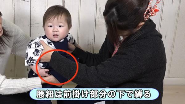 赤ちゃん お祭り衣装