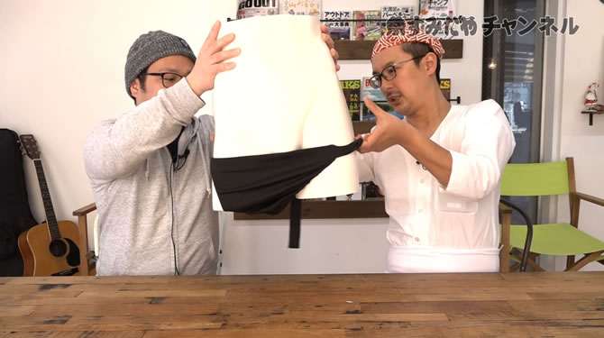 ワンタッチ 締め込み パンツ 六尺褌