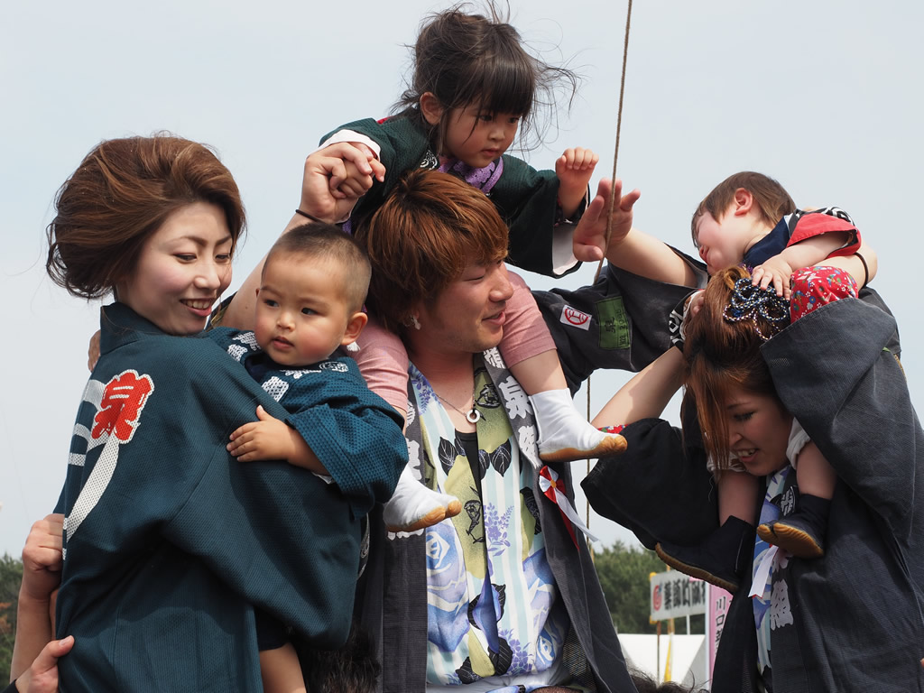 浜松祭り 初子 祝い