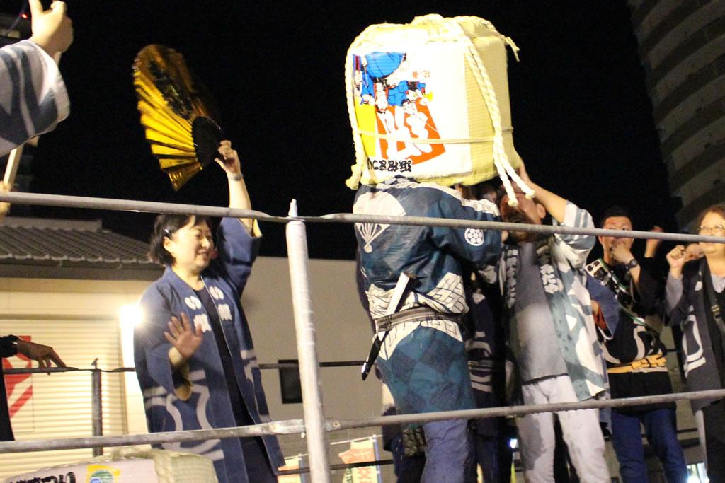 樽酒 浜松祭り