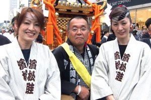 江戸前スタイル 祭りスタイル