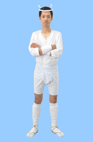 半股引 スタイル 祭り 衣装