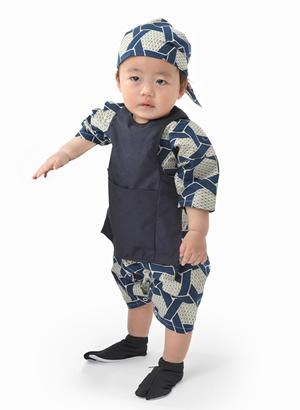 子供 お祭り 服装