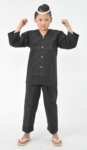 子供 ダボシャツ 服装