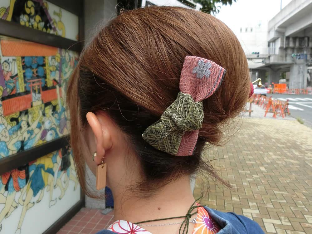 祭り女子 祭りヘア ヘアスタイル ヘアアレンジ
