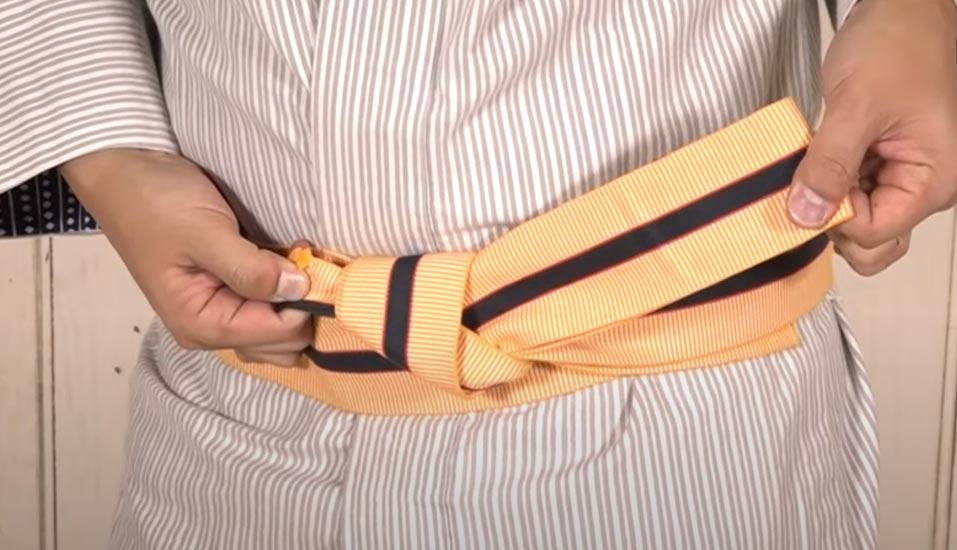 帯の長さをいつでも同じにする方法