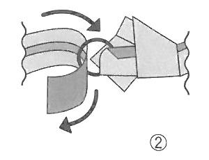 ワンタッチ角帯