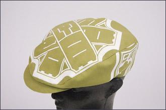 オーダーメイド ハンチング帽