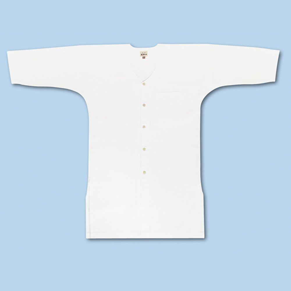 鯉口シャツ 半長尺