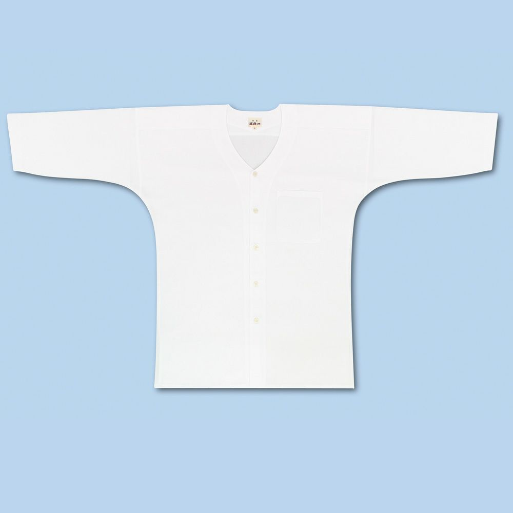 鯉口シャツ