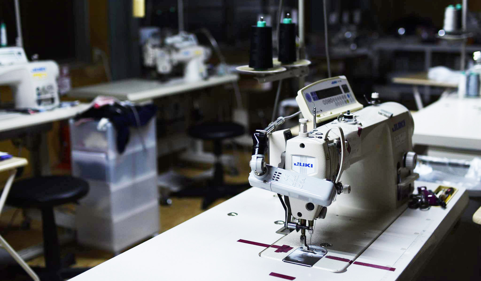 祭すみたや縫製工場