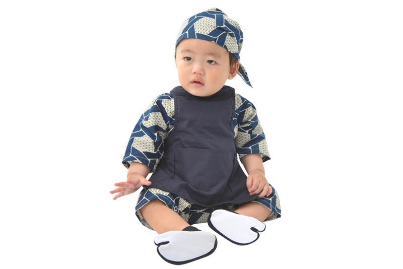 祭すみたや 赤ちゃん 祭り衣装