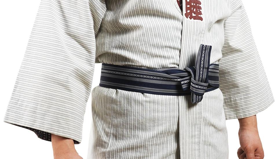 人気の平ぐけ帯の結び方