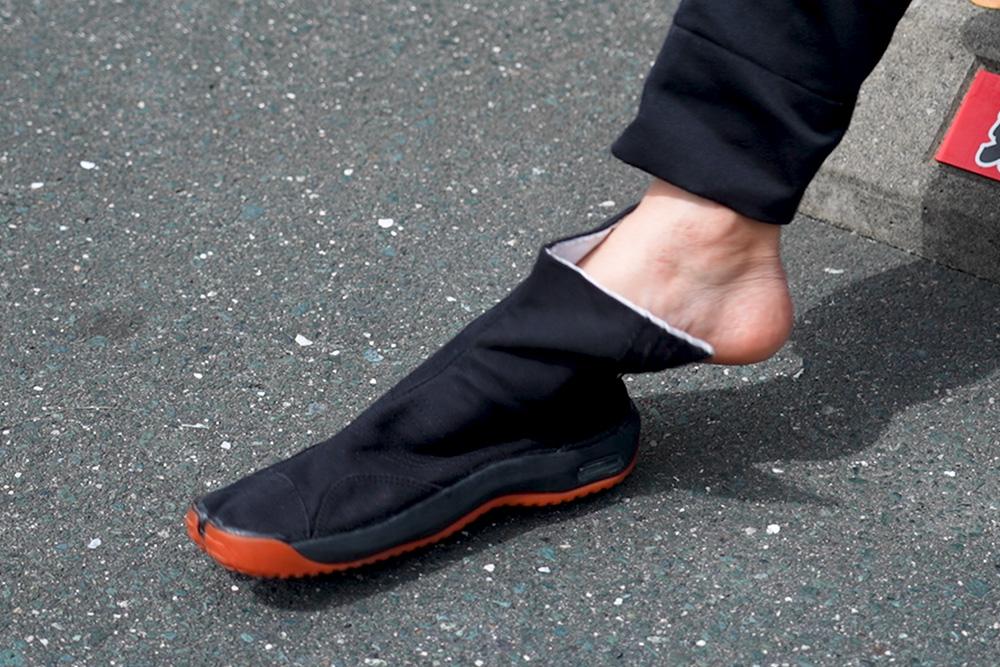 地下足袋 靴下 ソックス