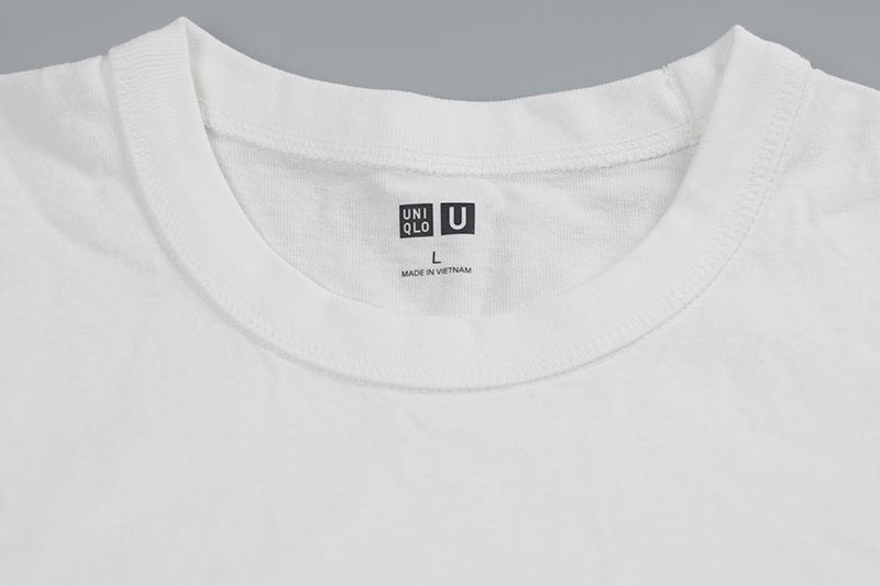 鯉口シャツとTシャツは同じサイズ