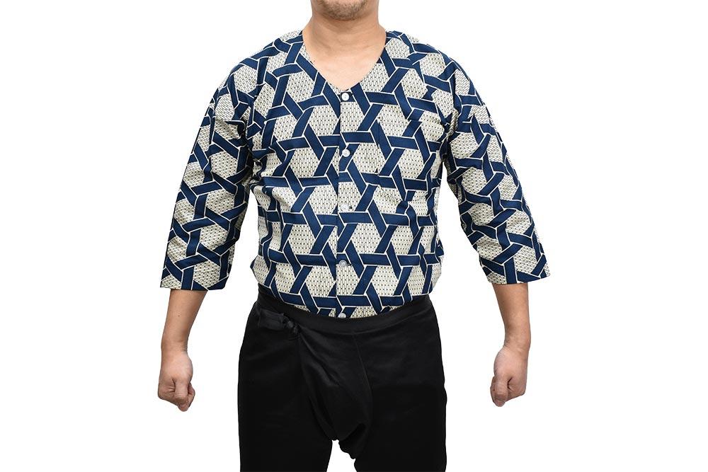 鯉口シャツ 肉襦袢 ダボシャツ
