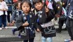 子供のお祭りスタイルに必要なアイテム