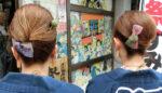 【祭りヘアアレンジ集】お祭りに参加する祭り女子の最新ヘアスタイル事例